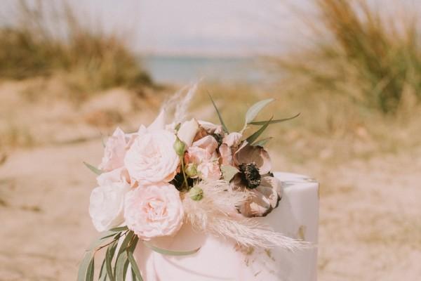 Boho vjenčanje na plaži